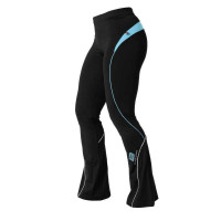 B636 CHERRY HILL JAZZPANT,Black/Aqua