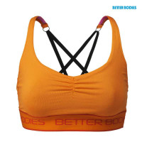 B710 ATHLETE SHORT TOP – BRIGHT ORANGE