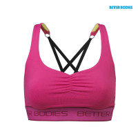 B710 ATHLETE SHORT TOP – PINK