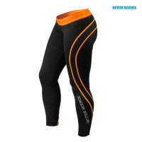 B712 Athlete tights Black / orange
