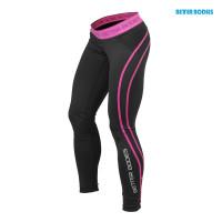 B712 Athlete tights Black/Pink