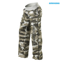 B733 Camo soft pant, Light camo print