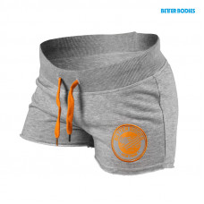 B745 Short sweatshorts Grey Melange