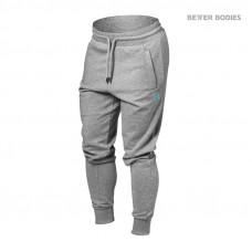B 792 JOGGER SWEAT PANTS GREY MELANGE