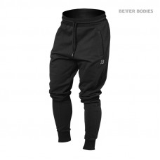 B 792 JOGGER SWEAT PANTS BLACK