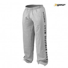 G048 JERSEY TRAINING PANT GREY MELANGE