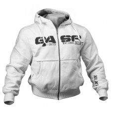 G449 1,2 IBS HOODIE, WHITE
