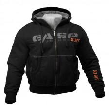 G449 1,2 IBS HOODIE, BLACK