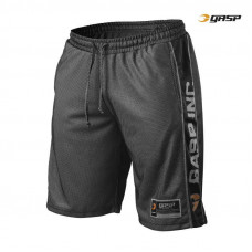 G589 NO1 MESH SHORTS BLACK