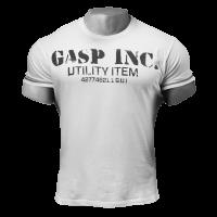 G606 BASIC UTILITY TEE, White