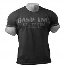 G606 BASIC UTILITY TEE, BLACK