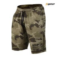 G708 Thermal shorts, green camoprint