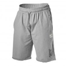 G753 Throwback sweatshorts, Light grey