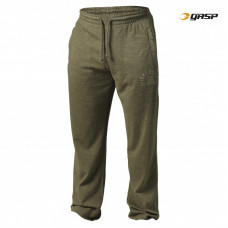 G795  THROWBACK STR. PANT WASH GREEN