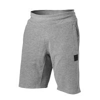 G820 Legacy Gym shorts, Greymelange