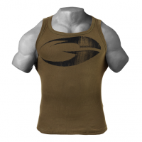G851 Original ribbed tank, Military olive