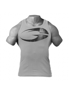 G851 Original ribbed tank, Light grey
