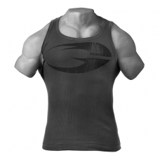G851 Original ribbed tank, Grey