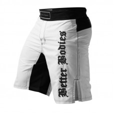 B709 Flex board shorts, white