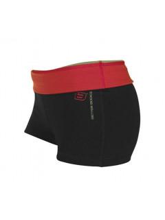 B575 Santarosa Hot short Black-Red