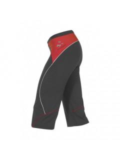 B571 Victoria Short Pant Shalegrey/red