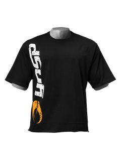 G869 GASP Iron Tee,black