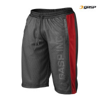 G688 ULTIMATE MESH SHORTS BLACK/RED