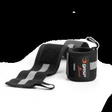 G769 GASP 1RM wrist wraps, Black/grey