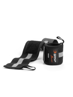 G769 GASP 1RM wrist wraps, Black/grey