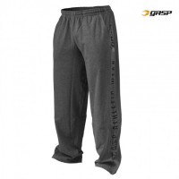 G048 JERSEY TRAINING PANT ANTRACITEGREY