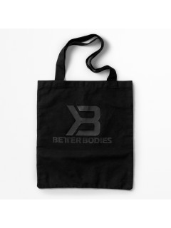 B410 Shopping Bag, Black
