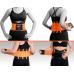 Fogyasztó öv Neon narancs-Fekete