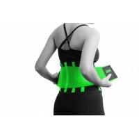 Fogyasztó öv Neon zöld-fekete