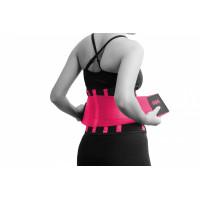 Fogyasztó öv Neon pink-Fekete